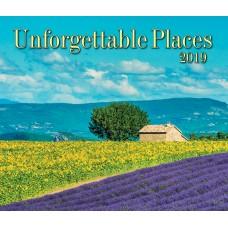 Unforgettable Places 2019
