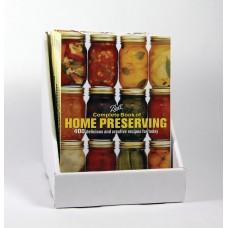 Ball Complete Book of Home Preserving: Counter Display Pack