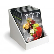 The Smoothies Bible: 6 copy paperback counter display