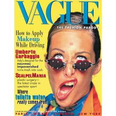 Vague: The Fashion Parody