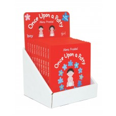 Once Upon a Potty -- Girl: 10 copy hardcover counter display