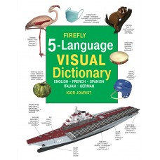 Firefly 5 Language Visual Dictionary: English, French, German, Italian, Spanish