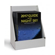 2017 Guide to the Night Sky: 10-copy counter display