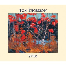 Tom Thomson 2018: Bilingual (English/French)