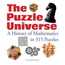 The Puzzle Universe Cover