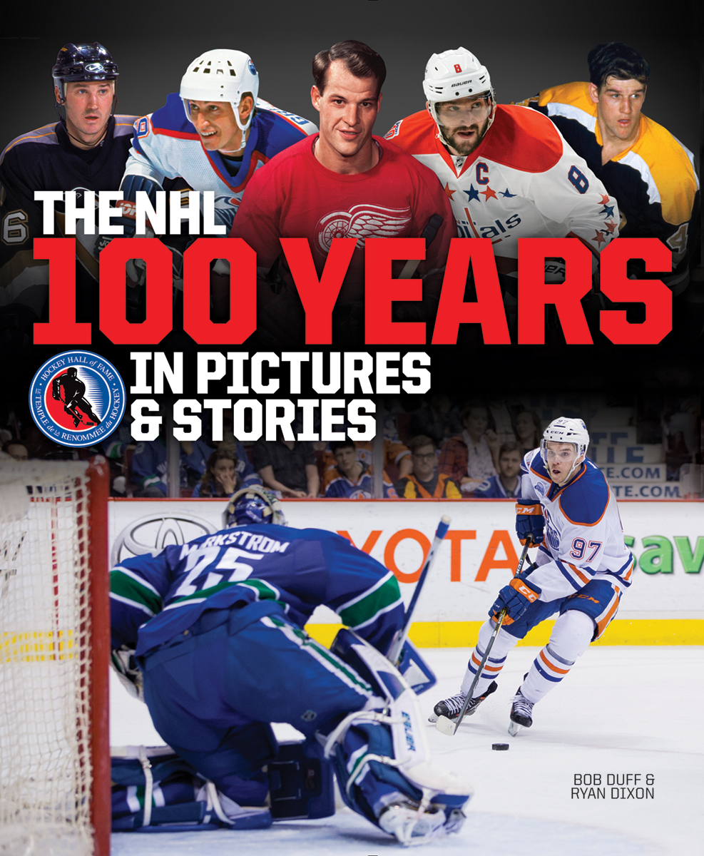 The NHL - 100 Years