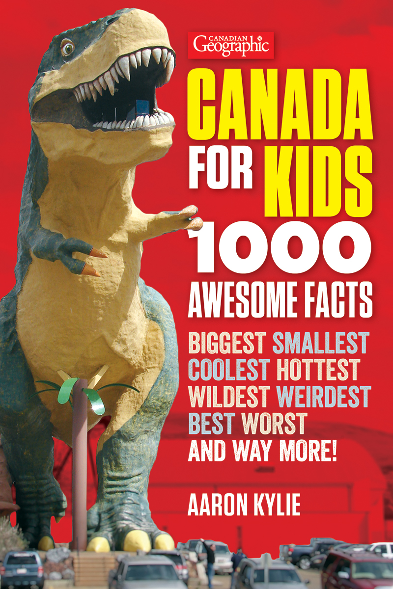 Canadian Geographic for Kids