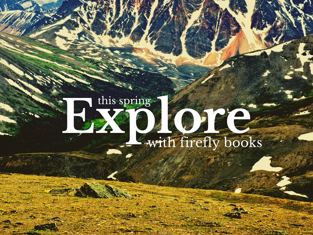 Explore with Firefly Books