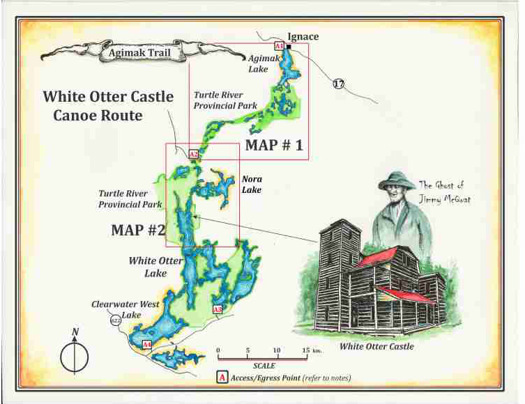 White Otter Castle